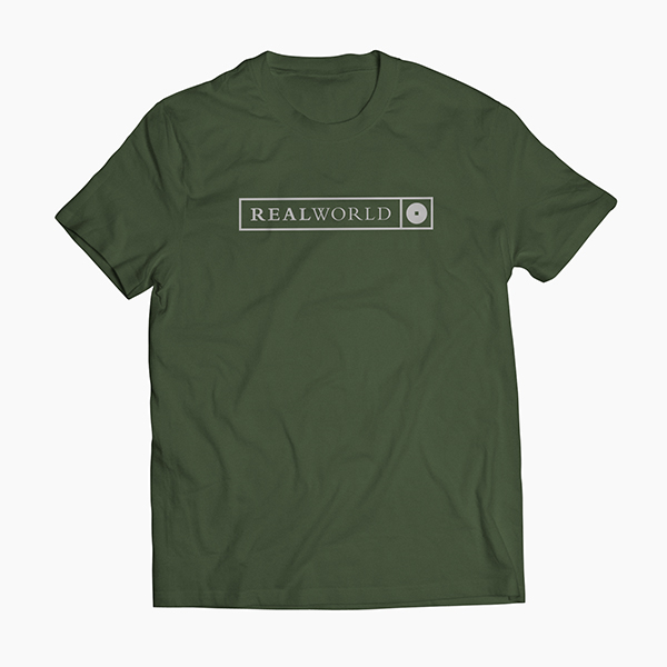 Real World T-Shirt (Various Colours)